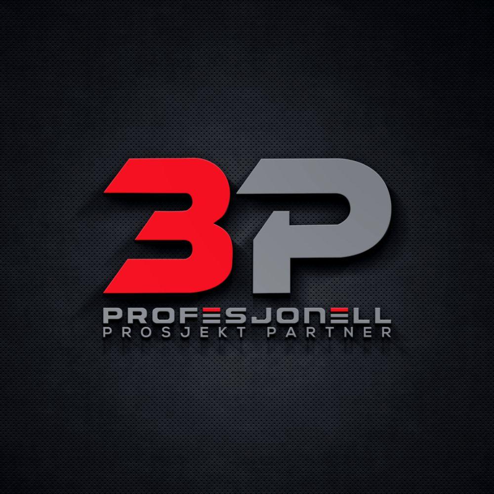3P - PROFESJONELL PROSJEKT PARTNER LOGO