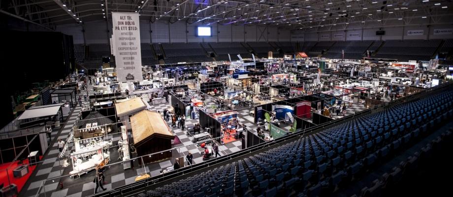 Ypperlig 14.-16. September holdes Boligmessen i Telenor Arena på Fornebu - NPCC JY-19