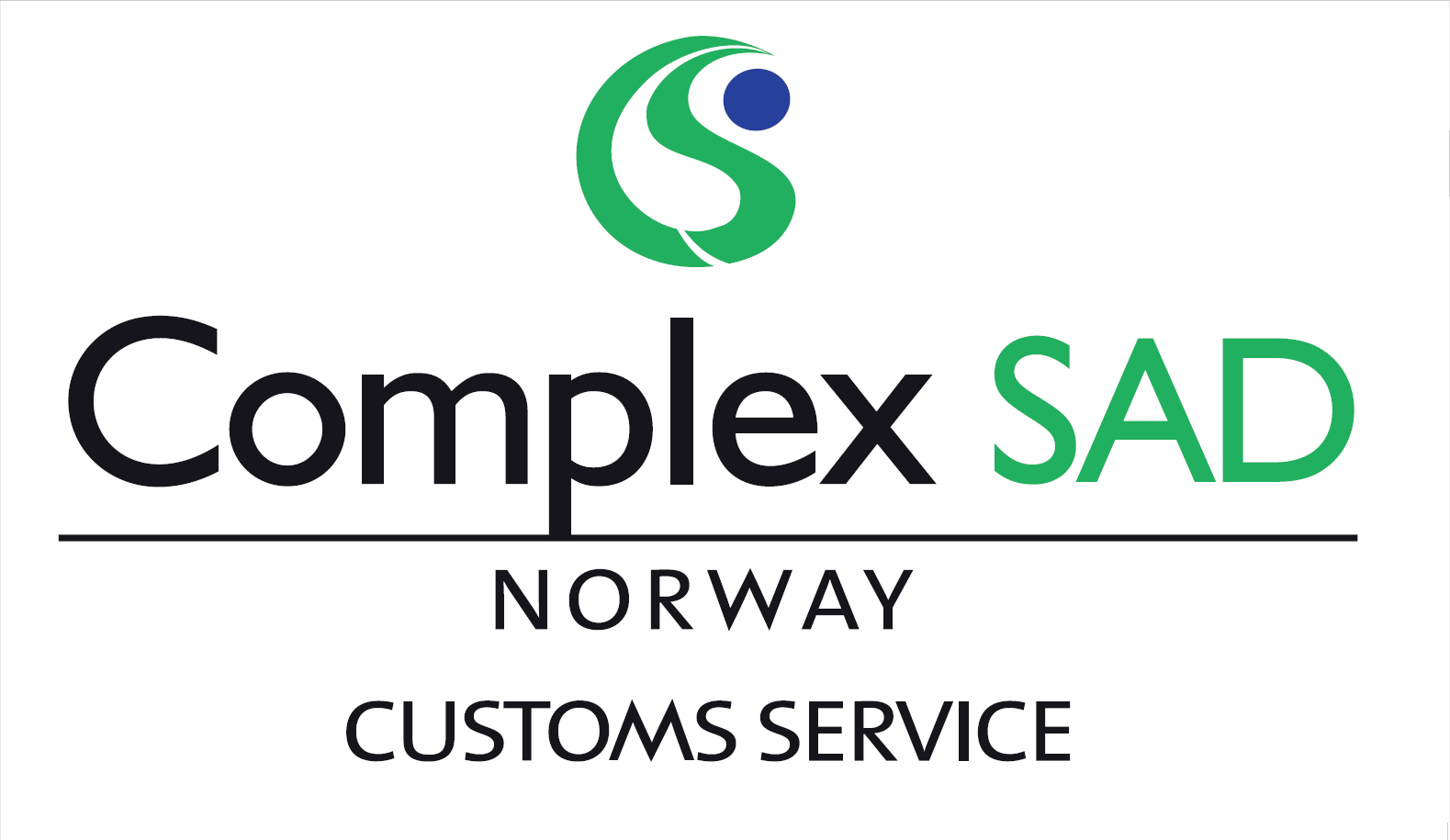 COMPLEXSAD NORWAY AS LOGO