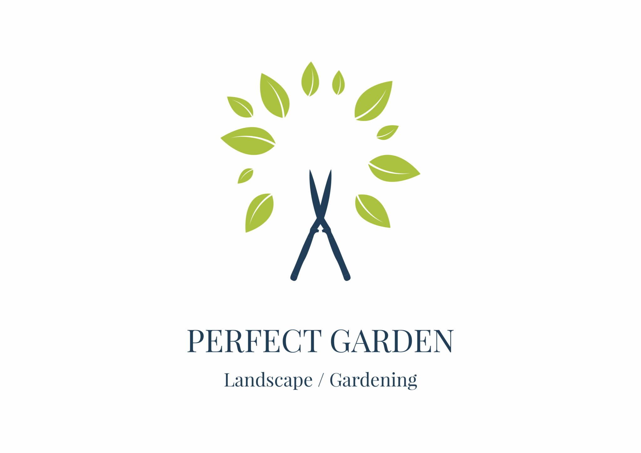 Perfect Garden As LOGO